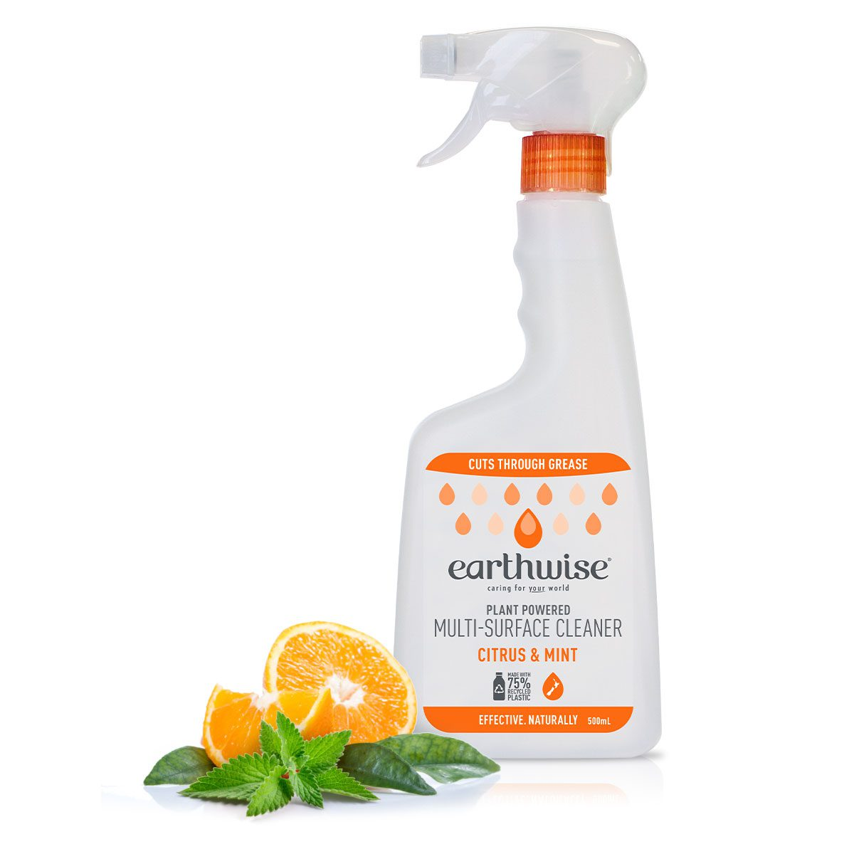 Earthwise Multi-Surface Cleaner Orange & Mint
